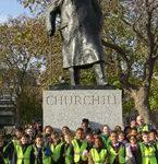 churchill-statue