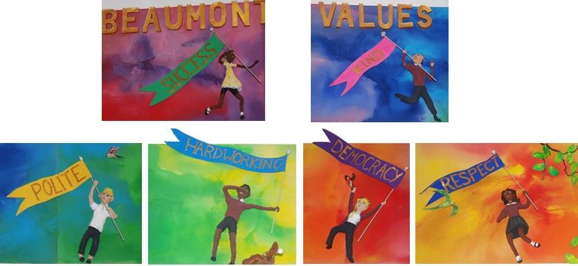 British-Beaumont Values